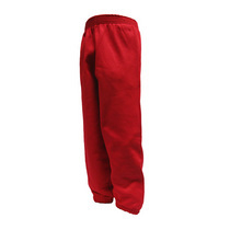 Red Jog Bottoms