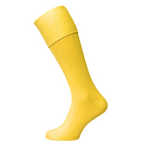 Amber Football Socks