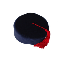 The Grove Footer Fez
