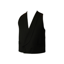 Harrow Black Monitors Waistcoat