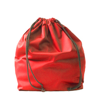 Large Red Shoe Bag