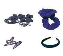 Navy Hair Accessories