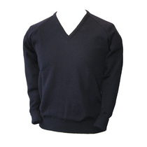Harrow Navy Pullover