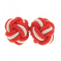 The Park Elastic Knot Cufflinks