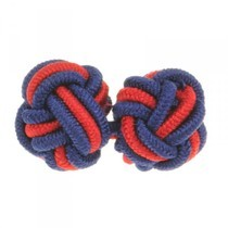 The Grove Elastic Knot Cufflinks