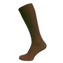 Brown Knee High Sock (3 Pack)