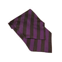 Elmfield Silk Triple Blood House Cravat