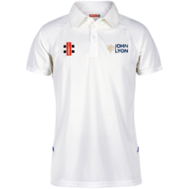 John Lyon SS Cricket Shirt