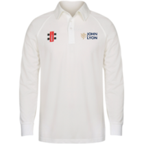 John Lyon LS Cricket Shirt