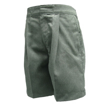 Boys Mid Grey Shorts
