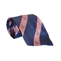 Hockey Colours Silk Tie