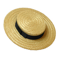 Harrow Straw Hat