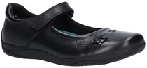 Hush Puppies Black Girls Shoe