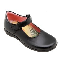 Petasil Bea Black Girls Shoe