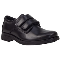 Term Boys Black Shoe