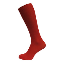 Red Knee High Sock (2 Pack)