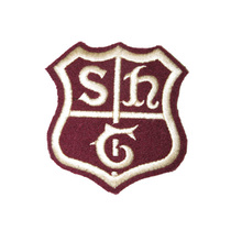 Sacred Heart Blazer Badge
