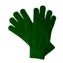 Bottle Green Gloves