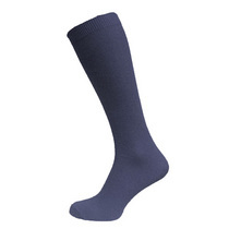 Navy Knee High Sock (3 Pack)