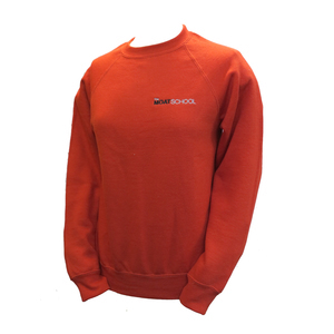 Moat Red Sweatshirt