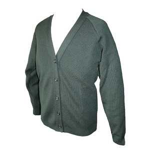 Bottle Green Cardigan