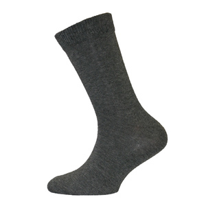 Grey Ankle Sock (3 Pack)