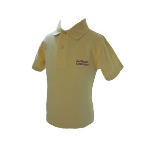 photo of Sunflower Nursery Summer Polo Shirt