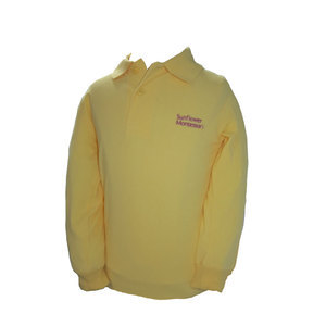 Sunflower LS Polo