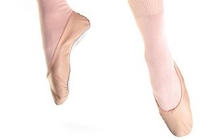 photo of Leather Ballet Shoes