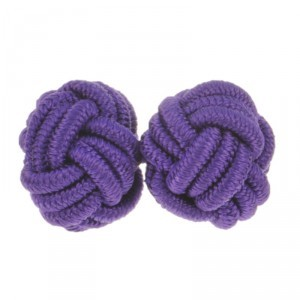 photo of Bradbys Elastic Knot Cufflinks