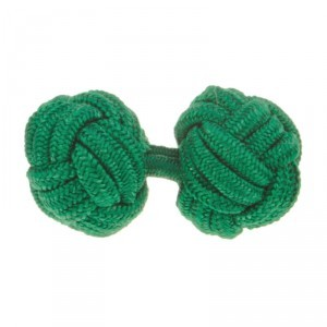 photo of Lyon's Elastic Knot Cufflinks