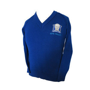 photo of ECFS Primary Pullover