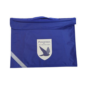 photo of Peregrines Book Bag