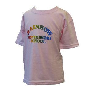 RMS Light Pink Nursery T Shirt