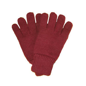 Maroon Gloves