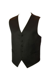 photo of Harrow Black Waistcoat