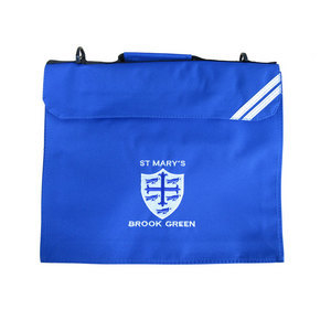 St Marys brook green Bookbag