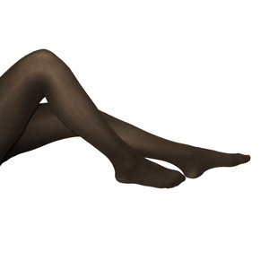 photo of Brown Opaque Tights (2 Pack)