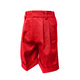 Broomfield House Bermuda Shorts > Red