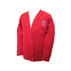 Broomfield House Girls Cardigan > Red