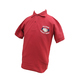 Melcombe Red Polo
