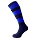 Bassett House Football Socks  > Navy/Cobalt